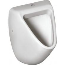 IDEAL STANDARD EUROVIT urinál Golf 360x335mm přítok shora bílá K553901