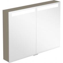 Nábytek zrcadlová skříňka Villeroy & Boch Verity Design 1000x746,5x149mm bílá lesk