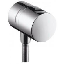 HANSGROHE AXOR UNO 2 připojení hadice Fixfit Stop s uzavíracím ventilem chrom 38882000