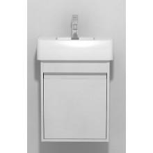 DURAVIT KETHO skříňka 650x440mm pod umyvadlo, závěsná, pravá, bílá matná/bílá matná