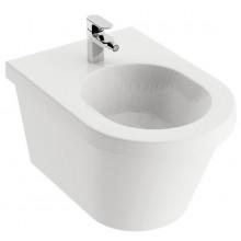 RAVAK CHROME bidet 365x530x295mm keramický, závěsný, bílá X01450