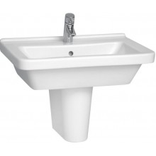 Umyvadlo klasické Vitra bez otvoru S50 65 cm bílá