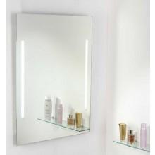 AMIRRO LUMINA SENZOR WHITE zrcadlo 60x80cm, s osvětlením, s dotykovým spínačem