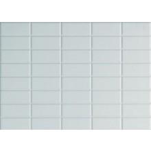 Obklad Keraben Vento Blanco 23,5x33 cm bílá