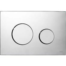 TECE LOOP ovládací tlačítko 216x145mm, dvoumnožstevní splachování, lesklý chrom