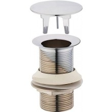 KERAMAG odtokový ventil, speciální, s krytkou, chrom 521075000