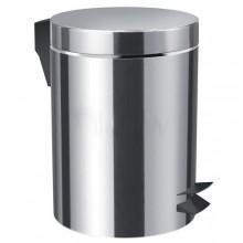 JIKA GENERIC odpadkový koš 205x205x280mm objem 5 l, matná nerez 3.893D.3.004.300.1