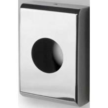 GOZ METAL zásobník hygienických sáčků 100x145x30mm, nerez
