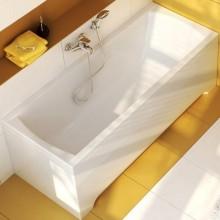RAVAK MAGNOLIA 160 klasická vana 1600x700mm akrylátová, obdélníková, bílá C531000000