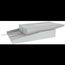 Příslušenství k vaničkám Kaldewei - 5305 středový podpůrný systém MAS pro vaničky větší než 90x90cm