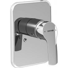 HANSA POLO sprchová baterie 131,5x176mm, podomítková páková, chrom