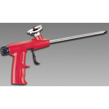 DEN BRAVEN M300 aplikační pistole na PUR pěnu, červená