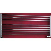 P.M.H. SORANO SNLMS koupelnový radiátor 905480mm, 299W, metalická stříbrná