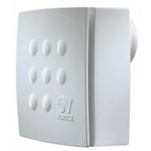 Ventilátor radiální Vortice - Vort Quadro MICRO 100 ES stěnový 100 bílá