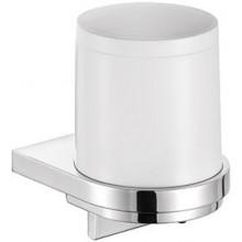 KEUCO MOLL dávkovač 180ml tekutého mýdla, nástěnný, chrom/plast