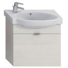 JIKA TIGO skříňka s umývátkem 415x165x535mm, s výklopnými dvířky, creme