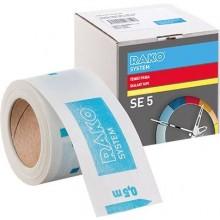 RAKO SYSTEM SE 5 těsnící páska 120mm/10m, pružná, šedá