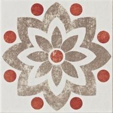IMOLA HABITAT dekor 10x10cm white, MEMORIES 6 10W
