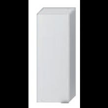 JIKA TIGO skříňka 300x165x810mm, střední, mělká, bílá/bílá
