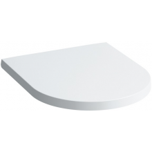 Sedátko WC Laufen duraplastové s kov. panty Kartell se Soft Close  bílá