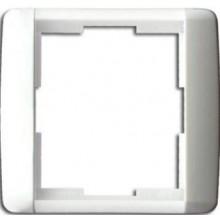 ABB ELEMENT rámeček, bílá/lbílá