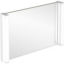 VILLEROY & BOCH VERITY DESIGN zrcadlo 800x45x616mm s osvětlením, antracit lesk B30380FP