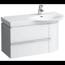 LAUFEN CASE skříňka pod umyvadlo 840x375x450mm 2 zásuvky, bílá 4.0150.2.075.463.1