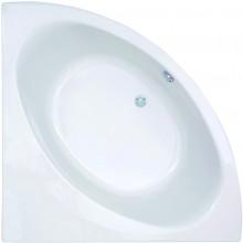 CONCEPT 100 vana asymetrická rohová 1400-1400x1977mm akrylátová bílá 55550001000