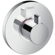 HANSGROHE SHOWERSELECT S HIGHFLOW termostatická baterie pod omítku chrom 15741000