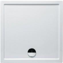 RIHO ZÜRICH 250 sprchová vanička 90x90x4,5cm, čtverec, akrylát, bílá