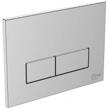 IDEAL STANDARD IDEAL SYSTEM ovládací deska 230x10x170mm, mechanická, chrom