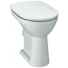 WC stacionární Laufen odpad vodorovný Pro Liberty  bílá