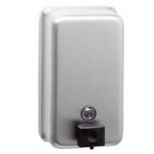 VENCL BOBRICK B 2111 dávkovač tekutého mýdla 1200ml, nástěnný, nerez