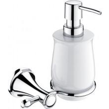 NIMCO LADA dávkovač 300ml, na tekuté mýdlo, chrom/keramika