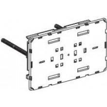 GEBERIT SIGMA krycí deska pro splachovací nádržky 21,3x2,2-5x13,1cm, pod omítku, zalícovaná