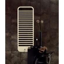 CONCEPT 200 STYLE radiátor koupelnový 966x450mm, 253W s ventilem a krytem, bílá