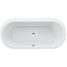 Vana plastová Laufen - Solutions s konstrukcí 190x90 cm bílá