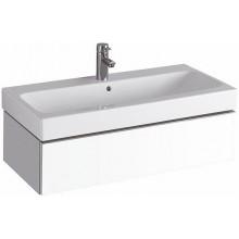 KERAMAG ICON skříňka pod umyvadlo 89x24x47,7cm, závěsná, bílá matná 841290000