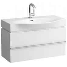 LAUFEN CASE skříňka pod umyvadlo 895x375x460mm se 2 zásuvkami, bílá lesk 4.0125.2.075.464.1