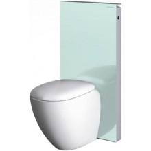 GEBERIT MONOLITH sanitární předstěnový modul pro stojící WC 48,5x10,6x101cm, zelená satinovaná