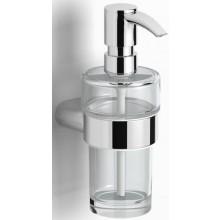 CONCEPT 200 STYLE dávkovač mýdla 111x171mm s držákem, sklo, chrom