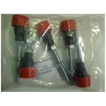 Příslušenství k vaničkám Huppe - Verano nožičky k vaničkám Verano 140mm k vaničce v.140mm
