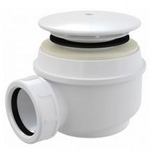 ROLTECHNIK vaničkový sifon Ø50/60mm, plast, bílá