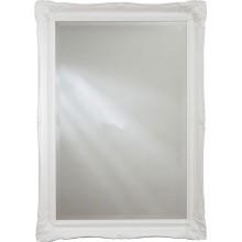 HERITAGE BALHAM zrcadlo 660x910mm klasická bílá/sklo/dřevo