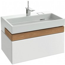 KOHLER TERRACE skříňka 800x480x380mm, pod umyvadlo, 1 zásuvka, gloss white