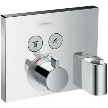 HANSGROHE SHOWERSELECT termostatická baterie pod omítku chrom 15765000