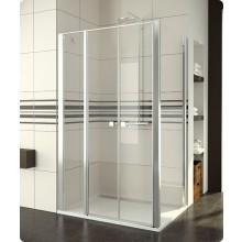 Zástěna sprchová boční Ronal sklo Swing-Line SLT2 0900 50 07 900x1950 mm aluchrom/čiré AQ