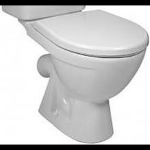 JIKA LYRA PLUS WC mísa 360x630mm, šikmý odpad, bílá