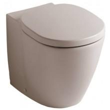WC kombinované - odpad vodorovný Concept Cube mísa bez nádržky  bílá