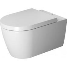 DURAVIT ME BY STARCK závěsný klozet 360x570mm, hluboké splachování, hygienická bílá